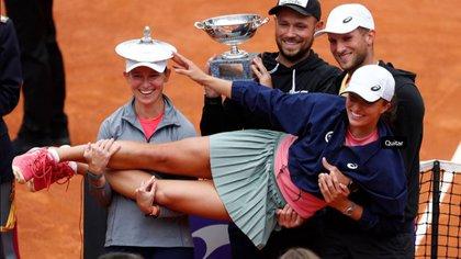 La polaca Iga Swiatek aplastó a la checa Karolina Pliskova y se quedó con el Masters de Roma