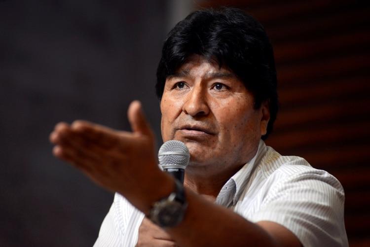 Evo Morales retakes election campaign