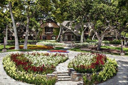 Desde 2015, la mansión está a la venta (The Pinnacle list)