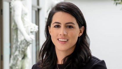 Alejandra Ríos Spinola impulsa los proyectos gastronómicos de Ambrosía (Foto: Sony Channel)