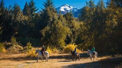 La ciudad ofrece múltiples opciones gastronómicas y variedad de actividades al aire libre como paseos a caballo, senderismo, pesca y ciclismo (Efrain Dávila)