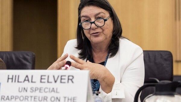 Llegó a la Argentina una relatora especial de la ONU que fiscalizará los planes alimentarios