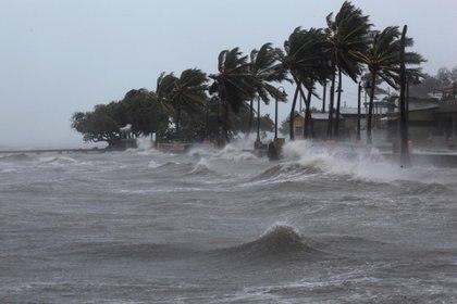 María avanza hacia zonas del Caribe afectadas por recientemente por el huracán Irma(REUTERS)
