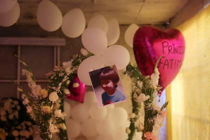 La menor desapareció el 11 de febrero (Foto: Reuters/Edgard Garrido)