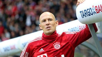 Robben se retiró en 2019 - EFE/EPA/FELIPE TRUEBA/Archivo
