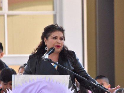 Clara Brugada mantiene su ventaja en Iztapalapa  (Foto: Twitter/@ClaraBrugadaM)
