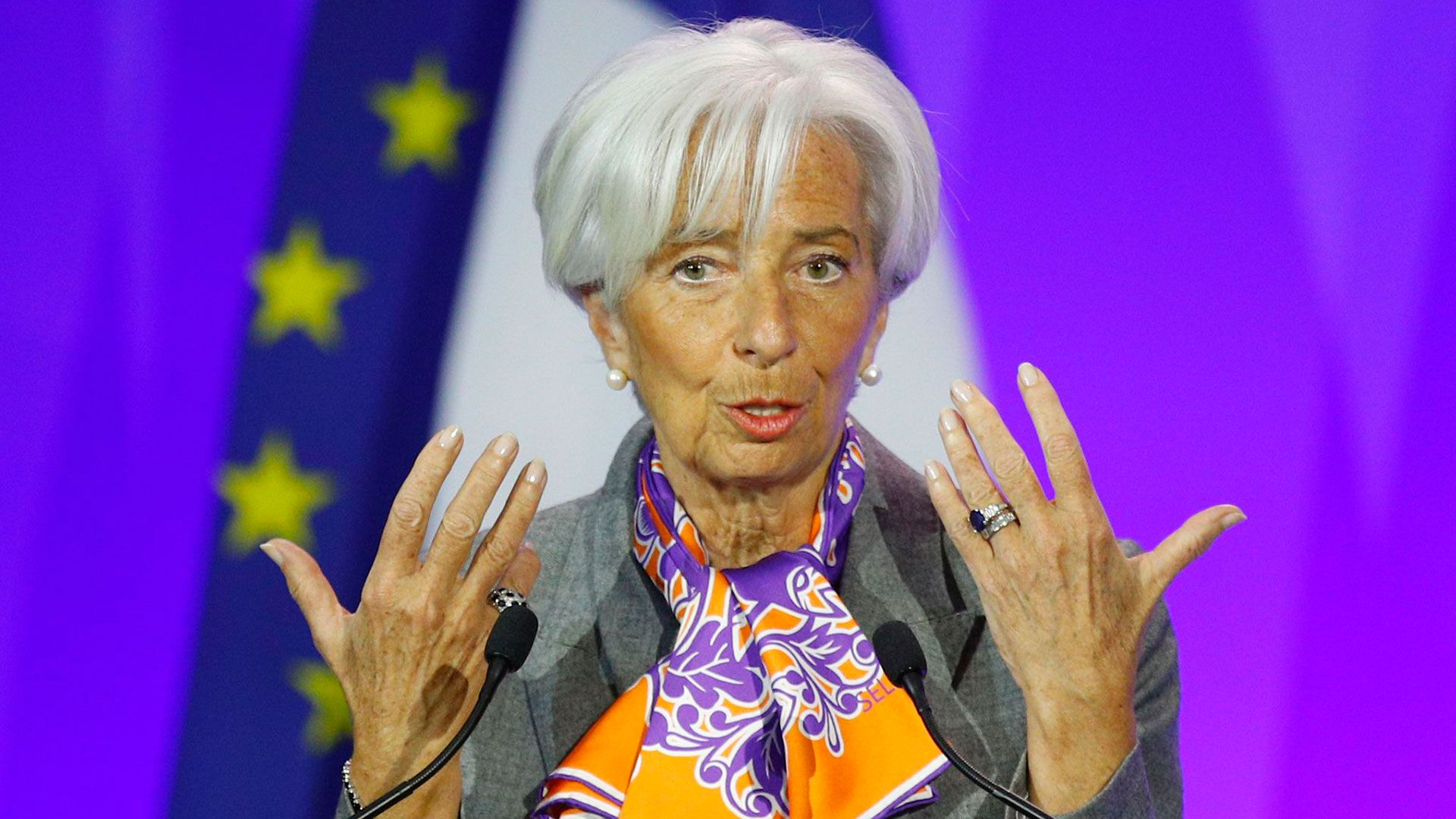 Christine Lagarde (AP)