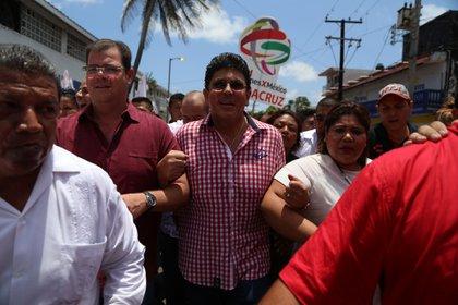 Elpropietario de los Tiburones Rojos, Fidel Kuri Grajales forma parte del PRI (Foto: CUARTOSCURO)