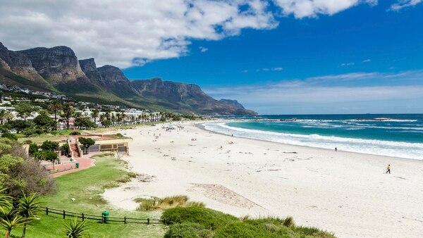 Las playas,un contraste a la fuerte sequía que afecta a la ciudad(iStock)