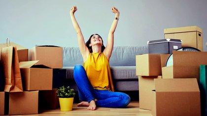 Cómo mudarse con lo necesario y tomar el acontecimiento como una oportunidad para vivir más liviano