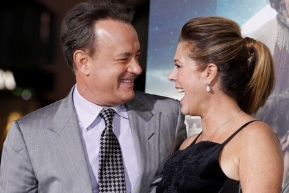 Hanks y Wilson (Reuters/ Fred Prouser/ File Photo)