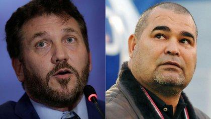 Alejandro Dominguez inició acciones legales contra José Luis Chilavert (Reuters)