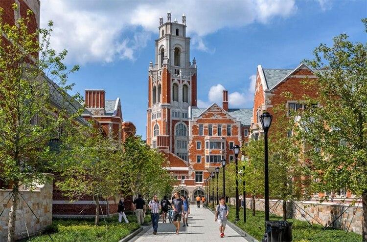 La Universidad de Yale figura entre las instituciones señaladas