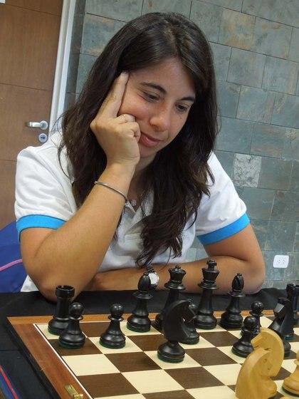 Elisa Maggiolo, representante de Boca, se retiró y no aceptó jugar un torneo interno, que reemplazaba la competencia suspendida por discrimación. Foto: Carlos Ilardo