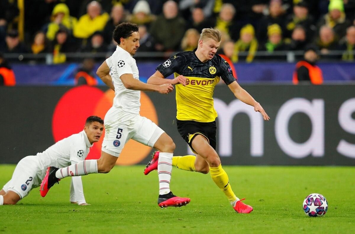 Con Mbappé en duda, el Paris Saint Germain se juega su futuro ante el Borussia Dortmund en la Champions League: hora, TV y formaciones - Infobae