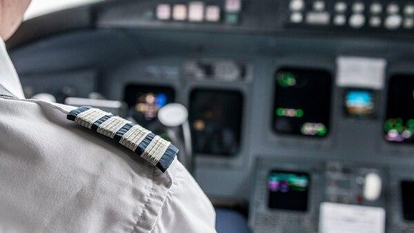 """El comandante del vuelo o el pilotoes la """"ley"""" durante el vuelo (Getty Images)"""