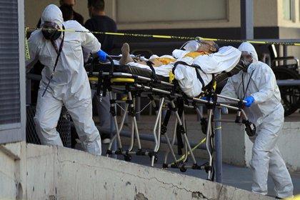 El incremento en el número de hospitalizaciones ha encendido las alertas en la Ciudad de México (Foto: Europa Press)