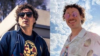 A la izquierda, Memo Ochoa; a la derecha, Luisito Comunica (Fotos: yosoy8a / IG - luisitocomunica / IG)