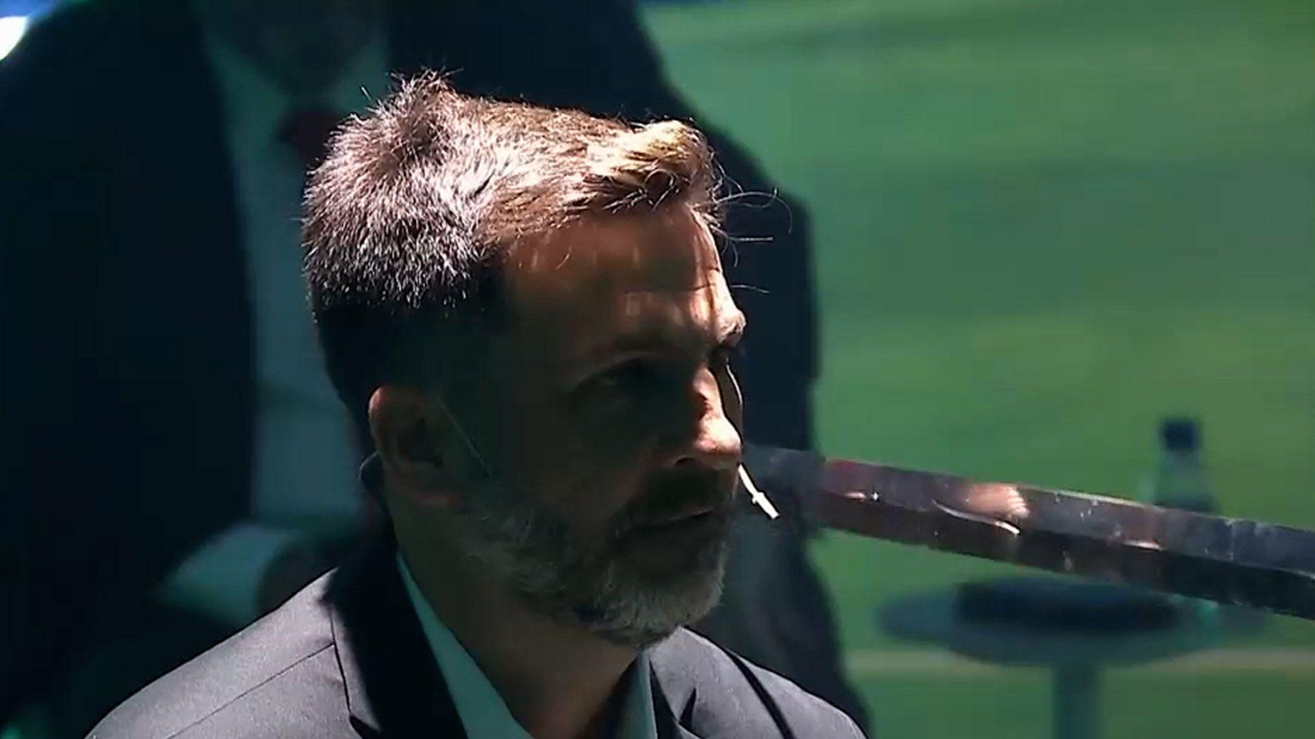 Fantino Toti Pasman - el show del fútbol