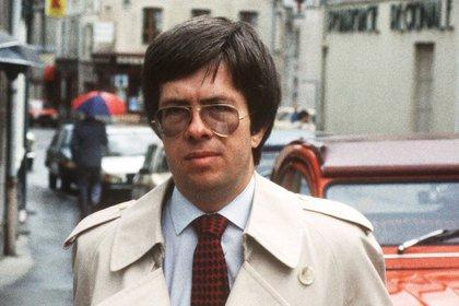 El primer juez del caso Grégory: Michel Lambert