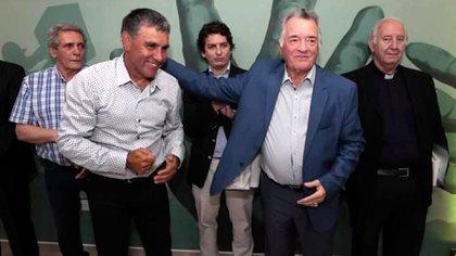 Daniel Vila sigue alineado en el sector sindical de Luis Barrionuevo