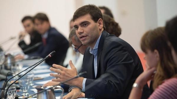 El fiscal Franco Picardi