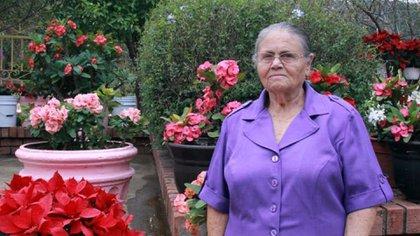 """La madre del """"Chapo"""" vive custodiada por hombres armados (Foto: archivo)"""