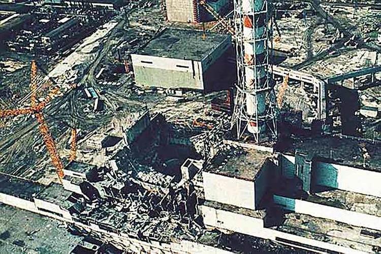 La explosión de Chernobyl liberó 100 veces más radiación que Hiroshima y Nagasaki juntos