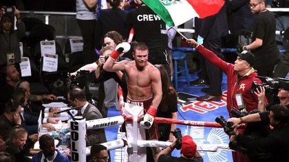 """""""Estoy listo para hacer historia"""": Canelo Álvarez a unos días su pelea contra Billy Joe Saunders"""