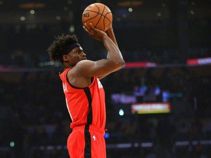 House llegó a los Rockets en la temporada 2018-2019 (USA TODAY Sports)