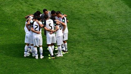 Costa Ricaintentará terminar su participación con un triunfo(AFP)