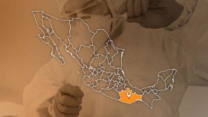El estado está en color naranja en el semáforo epidemiológico; es decir, en alto riesgo de contagio (Foto: Infobae)