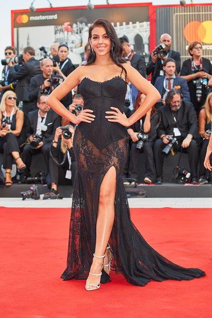 Georgina Rodríguez es modelo y tiene 25 años (Grosby Group)