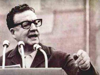 Tanto en 1964 como en 1970 Salvador Allende enfrentó fuertes campañas en su contra.