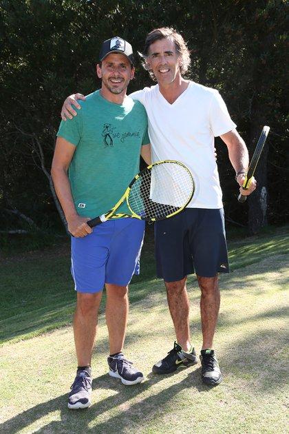 Darío Turovelsky y Jaime García Huidobro