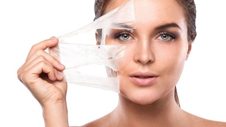 El peeling es el tratamiento por excelencia para renovar la piel (Getty Images)