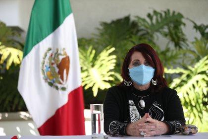 La directora de la FIL, Marisol Schulz, pronosticó que la feria tendrá este año un déficit de entre 24 y 28 millones de pesos (entre USD 1.2 y USD 1.39 millones) (Foto: EFE)
