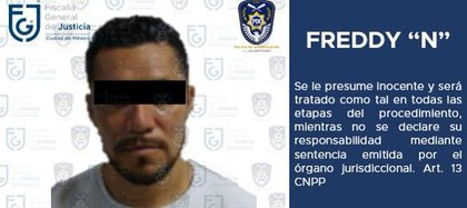 Informe de la Fiscalía de la Ciudad de México (Foto: FGJCDMX)
