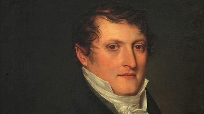 Manuel Belgrano, miembro de la Primera Junta, creador de la bandera y de la escarapela, el protagonista de esta historia.