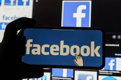 Logo de la red social, Facebook