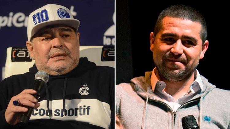 No hay reconciliación: Maradona continúa enemistado con toda la dirigencia de Boca