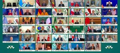 EFE/EPA/G20