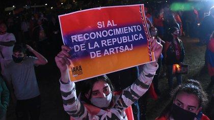 El reconocimiento internacional de la República de Artsaj es, para la diáspora armenia, la única garantía posible para alcanzar la paz en la región.