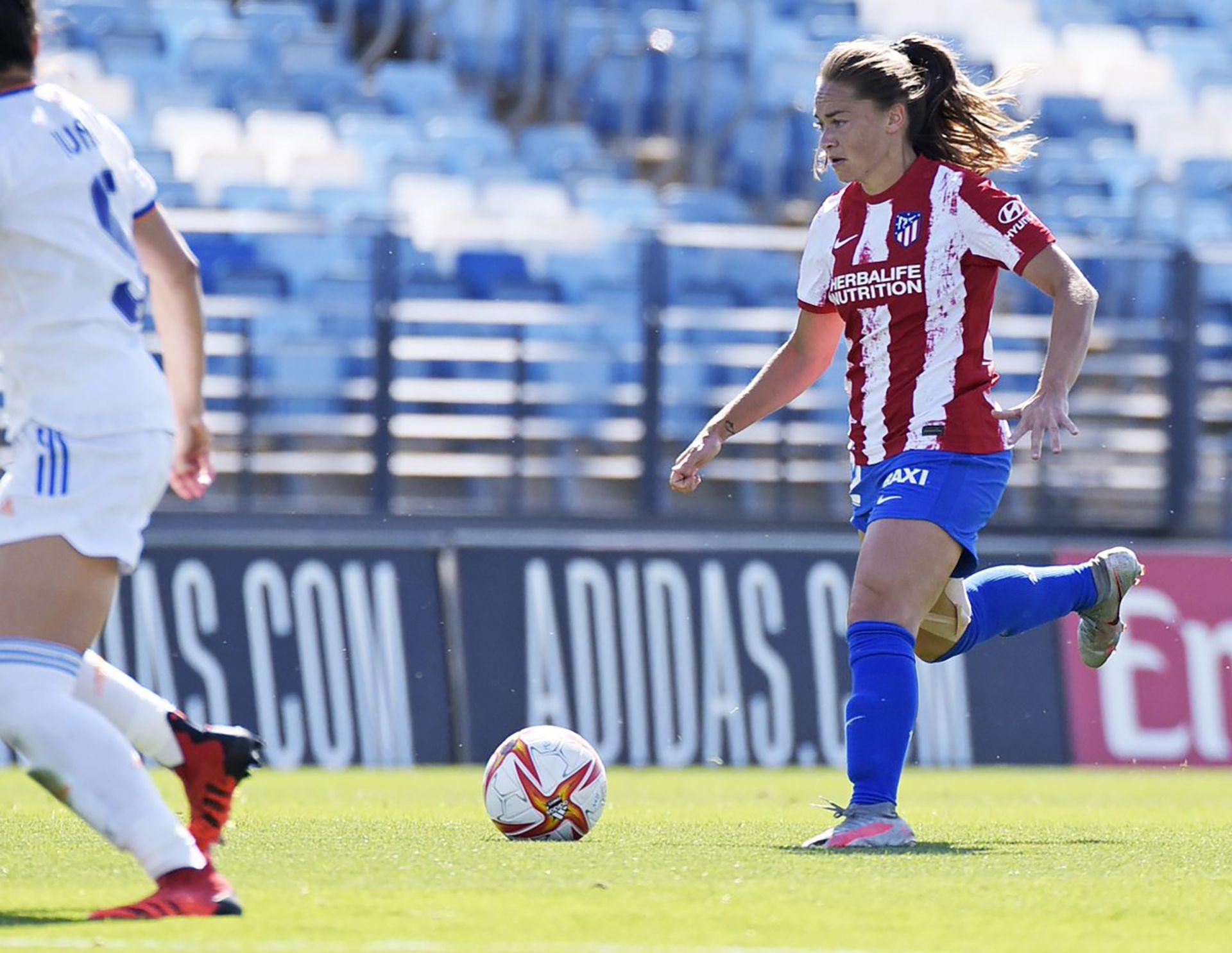 Fotos Estefanía Banini Atlético Madrid