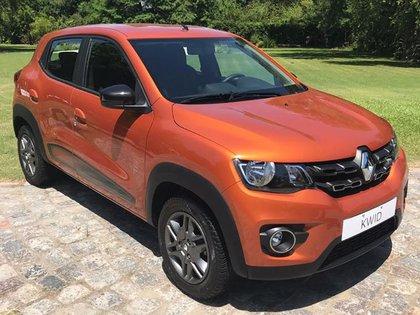 El Renault Kwid Iconic queda por debajo de los 750.000 pesos.