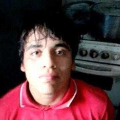 José Antonio Guaymás, el presunto asesino de la nena de 9 años en Tucumán