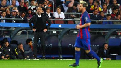El Manchester City es el máximo candidato a hacerse con los servicios de Messi (Grosby)