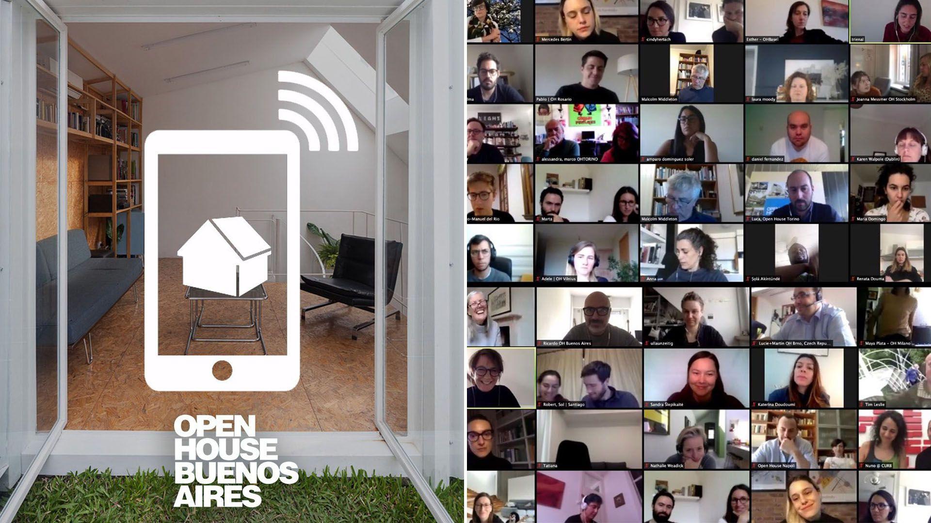 Open House 2020 portada