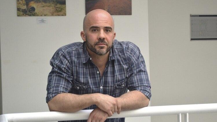 Alejandro Otero, investigador que lideró la investigación. Foto: CONICET