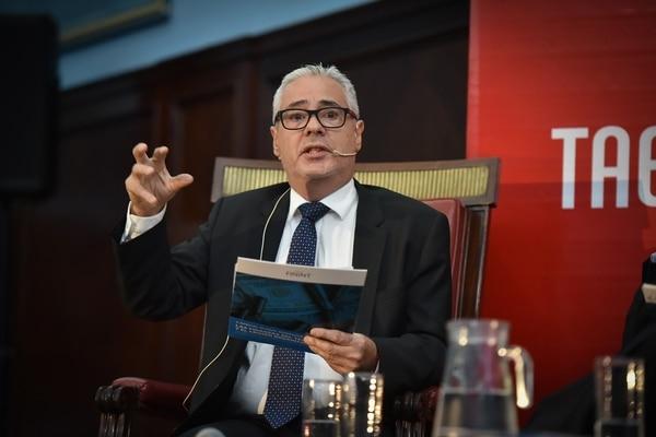 El juez federal Sergio Torres (Foto: Guillermo Llamos)